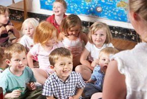 Pre-school - Muswell Hill, London - Rainbow Pre-School - Kids