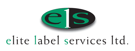 elite label services ltd logo