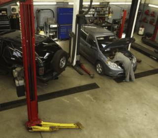 riparazione auto, officina, checkup auto
