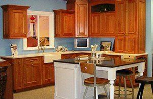 kitchen cabinets New Canaan, CT