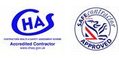 Has icon and safe contractor