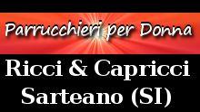 Parrucchiera Ricci & Capricci by Cinzia-logo