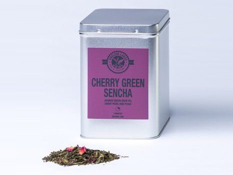 Cherry Green Sencha