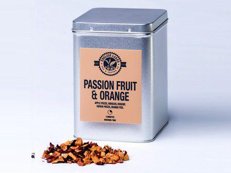 Passion Fruit and Orange