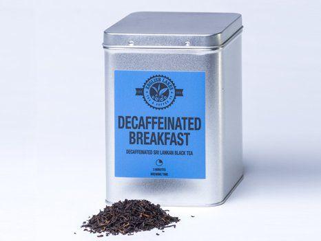 Decaffeinated Breakfast