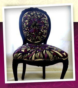 Furniture upholstery - Bedford - CA & NC Pedlar Upholstery - foam cushion for chair