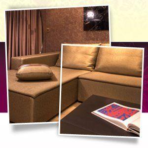 Furniture upholstery - Huntingdon - CA & NC Pedlar Upholstery - modern sofa