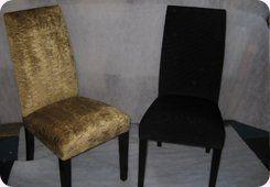 Furniture repairs  - St Ives - CA & NC Pedlar Upholstery - refurbished chair