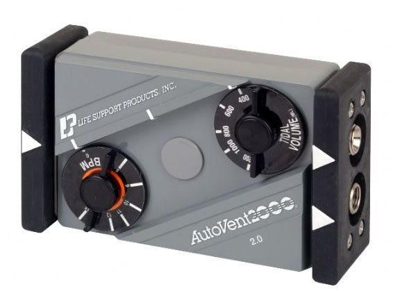 LSP Autovent 2000运输呼吸机来自Susquehanna Micromanbetx客户端2.06.83m