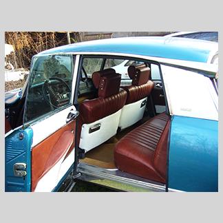 riparazione tappezzeria auto
