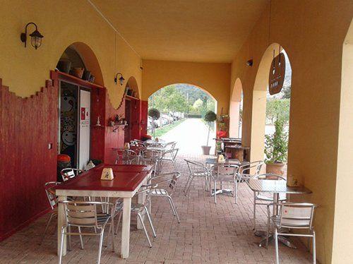Vista de L' Angolo Rosso a Calenzano