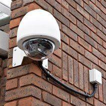 Internal and external CCTV