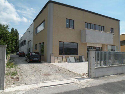 laboratorio e showroom Pastina Marmi a Sansepolcro