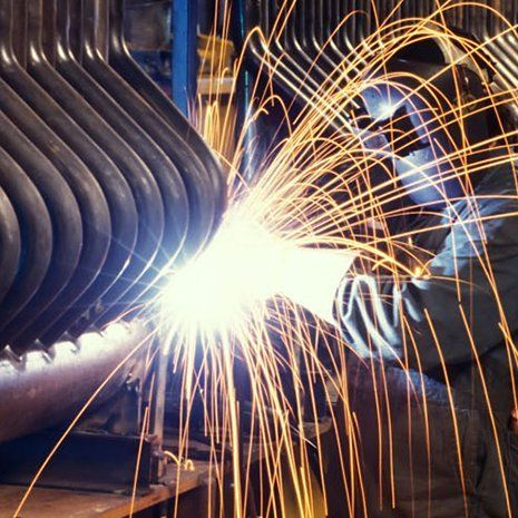 Commercial welding services