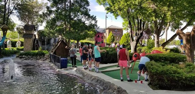 Go Karts Reno >> Family Night Reno Nv Magic Carpet Golf Course