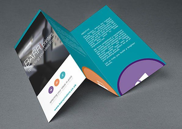 Flyers Leaflets Pamphlets Amp Posters Barr Printers