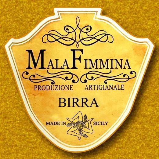 Malafimmina Birra Artigianale Siciliana - Logo
