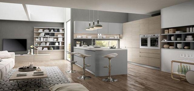 Arredo su misura zevio verona cucine centomo arredamenti for Arredamenti moderni cucine