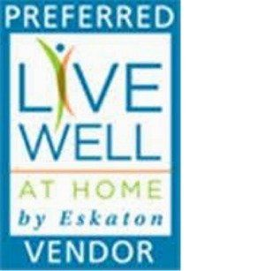 Live Well at Home by Eskaton Preferred Vendor Logo