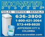 Eco Water Sytems