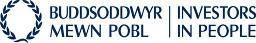 Buddsoddwyr Mewn Pobl logo