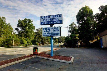 Tire Repairs Kannapolis North Carolina Used Tires Express