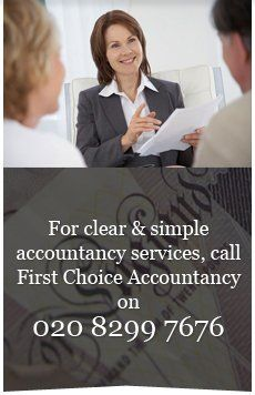 Professional Accountants - Green Lane, London - First Choice Accountancy -  Consultation