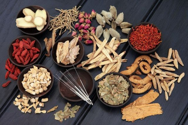 Chinese herbal treatments