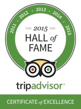 trip advisor hall of fame 2015 in blackpool