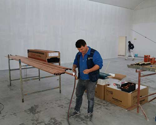 installazione e manutenzione di impianti  termoidraulici