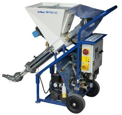 High-quality machinery