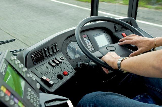 Steering a bus