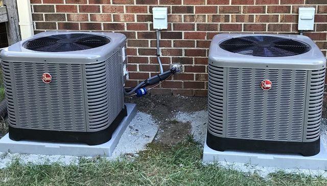 air conditioning repair in Lexington, NC