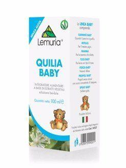 una confezione di Lemuria Quilia Baby