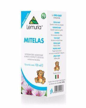 una confezione di Lemuria Mitelas