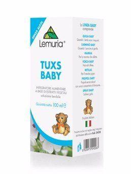 una confezione di Lemuria Tuxs Baby