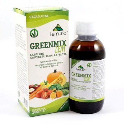 una confezione di Lemuria Greenmix Lem