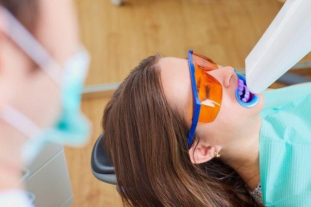 Porcelain Dental Veneers Process