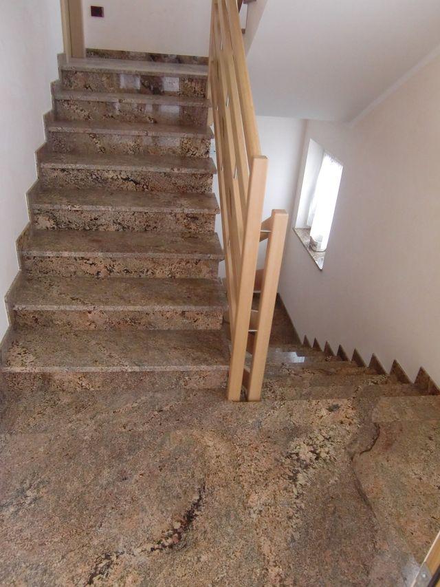Scale in granito romeno val di non roberto calliari - Granito per scale ...