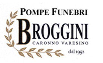 POMPE FUNEBRI BROGGINI - LOGO