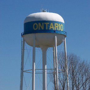 Ontario Water Tower