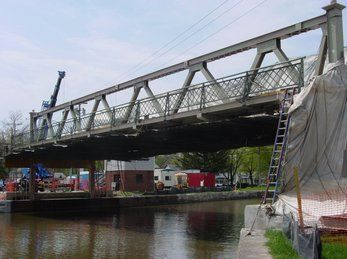 Custom Steel Bridge