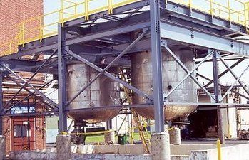 Industrial Steel Building Construction, Buffalo NY