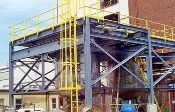 Structural Industrial Steel Built in Buffalo NY