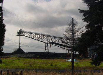 Industrial Steel Plant Structure, Tonawanda NY