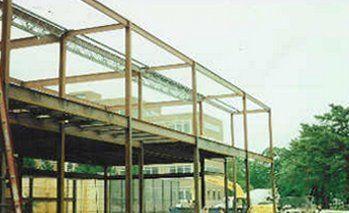 Buffalo Psychiatric Center Structural Steel Detailing in Buffalo NY
