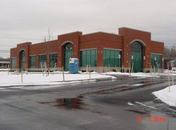 Steel Construction Design for Atlanta Breads - Amherst, NY