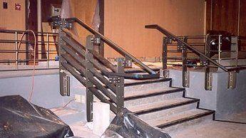 Steel Railing Detailing in Buffalo NY