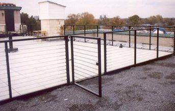 Steel Drafting for Railing in Buffalo NY