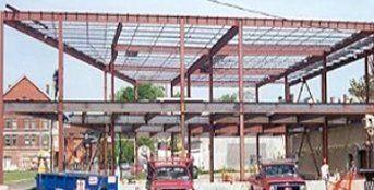 Steel Construction in Buffalo NY